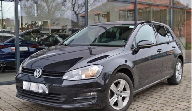 "Volkswagen Golf VII 1.2 TSI Comfortline*Nav*SitzHz*PDC*16"", Jahr 2013, petrol"