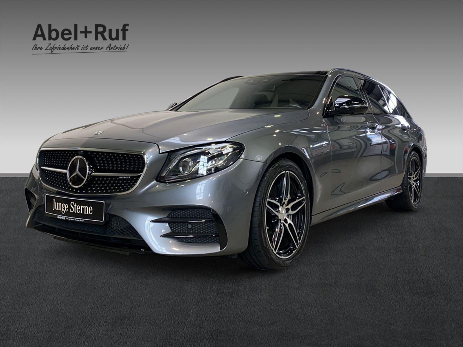 Mercedes-Benz E53 4M T+AMG+DISTRONIC+MULTIBEAM+COMAND+PANO+360, Jahr 2019, Benzin