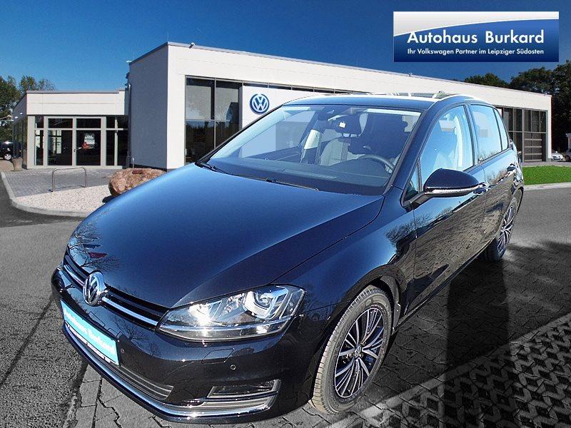 Volkswagen Golf VII Allstar, Jahr 2017, Diesel