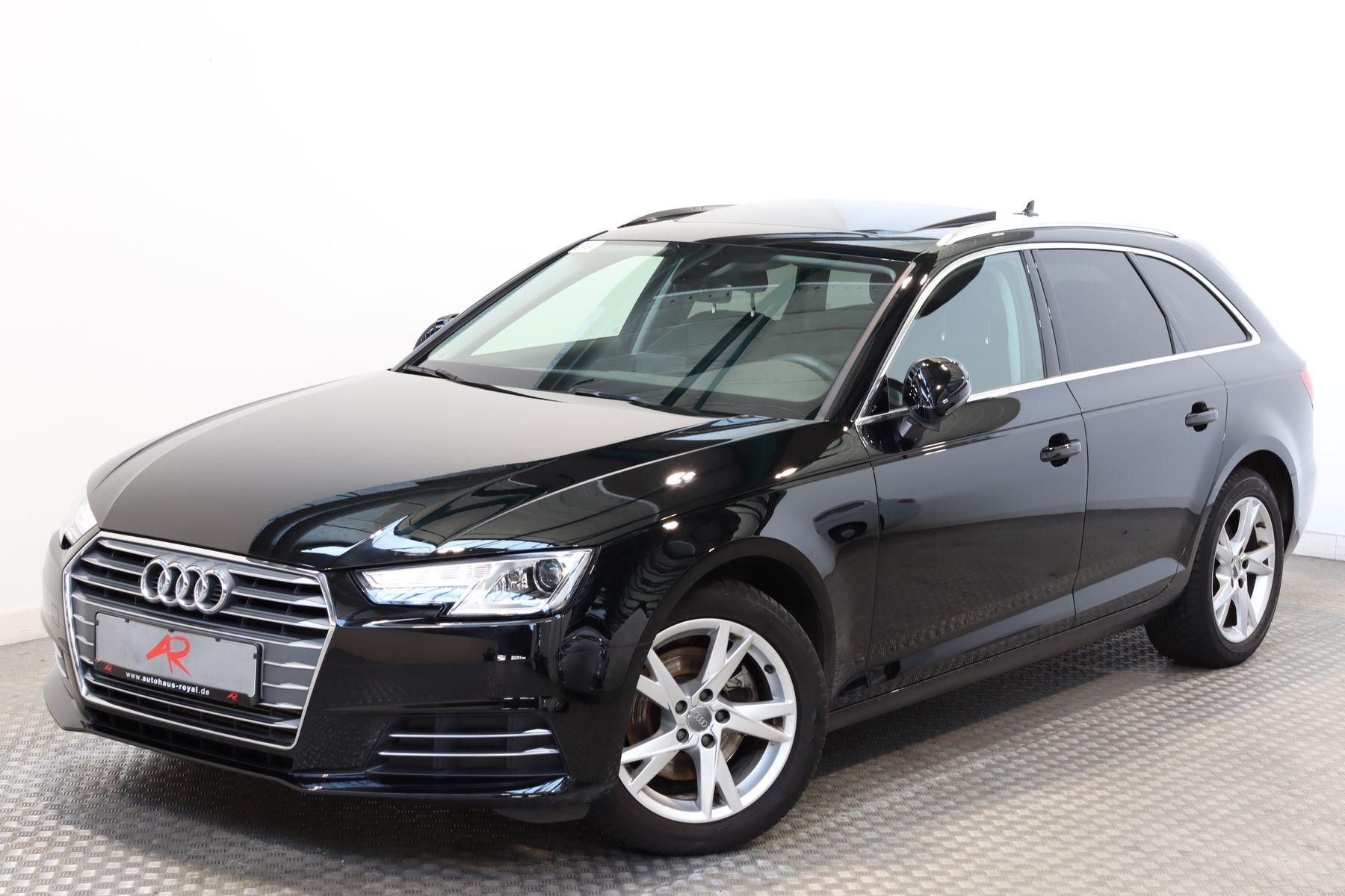 Audi A4 Avant 2.0 TFSI SPORT ALCANTARA,STANDHEIZUNG, Jahr 2018, Benzin