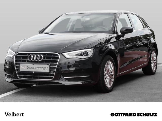 Audi A3 SPORTBACK 1.6 TDI S-TRONIC+NAVI+XENON+PDC+SHZ, Jahr 2016, Diesel