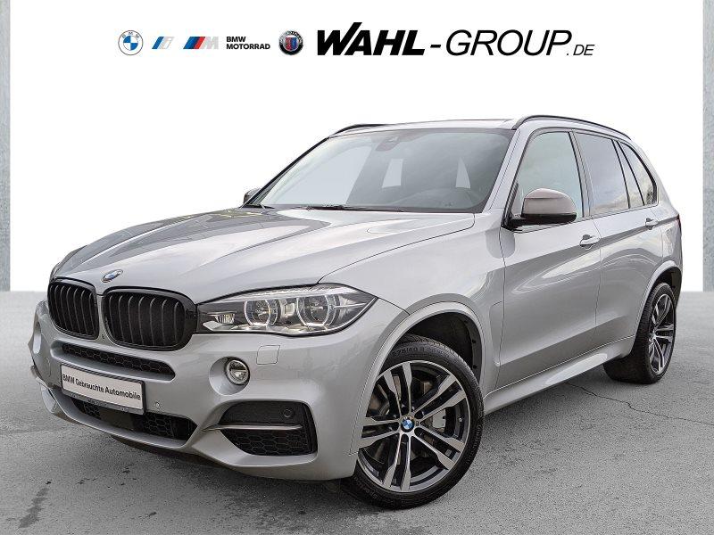 BMW X5 M50d M Sportpaket Head-Up HK HiFi DAB LED, Jahr 2016, Diesel