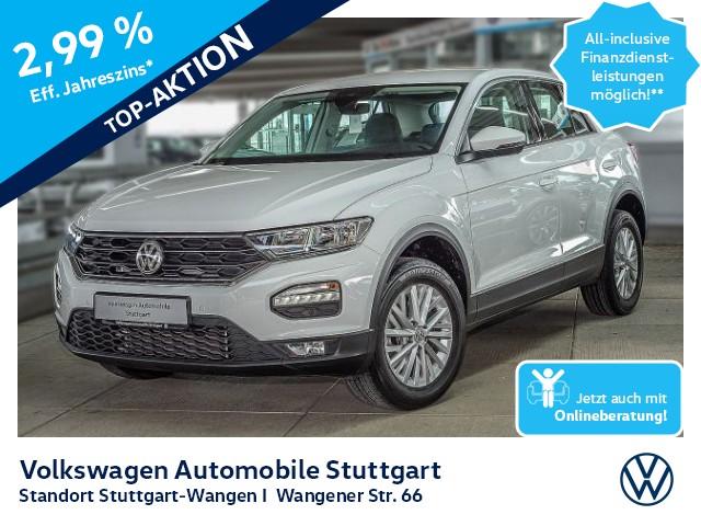 Volkswagen T-ROC Style 1.6 TDI Navi PDC SHZ, Jahr 2019, Diesel