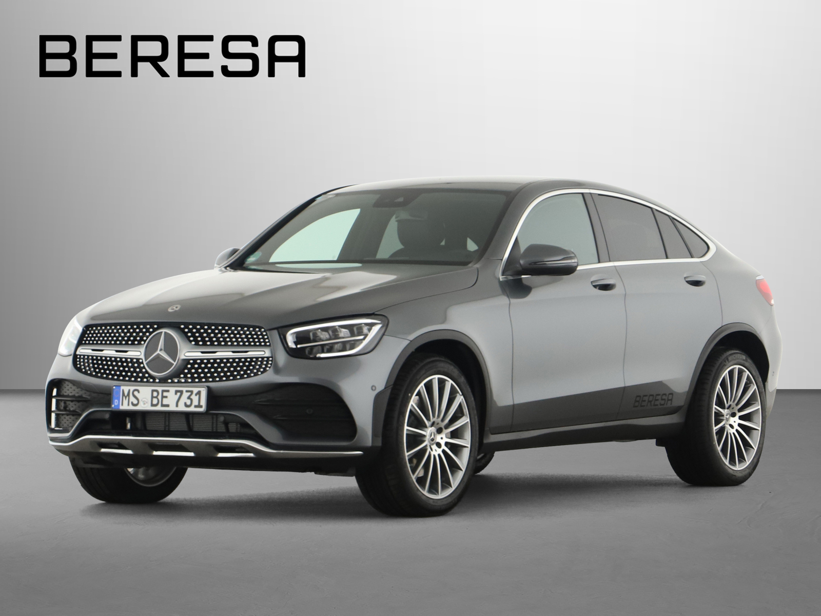 Mercedes-Benz GLC 200 4M AMG LED AHK Kamera PDC, Jahr 2021, Benzin