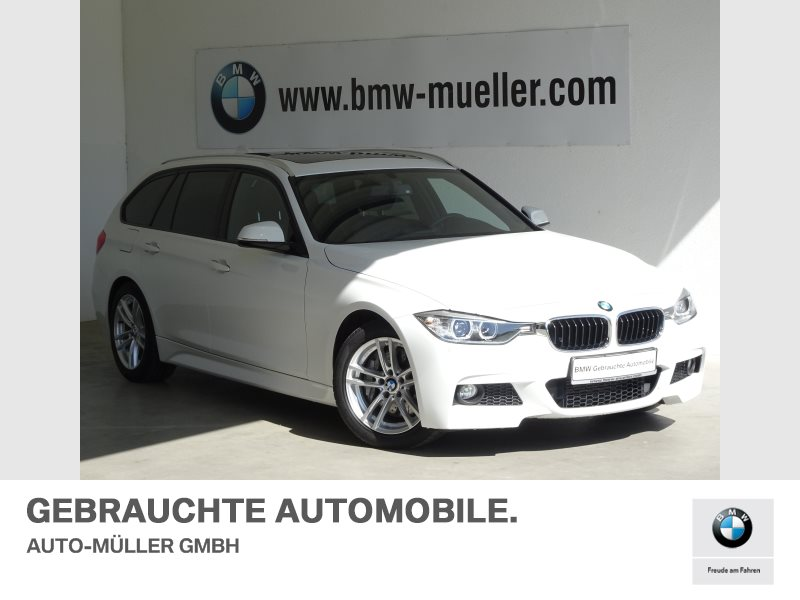 BMW 330d Tour. M Paket Power Kit Fin. ab 1%, Jahr 2013, Diesel