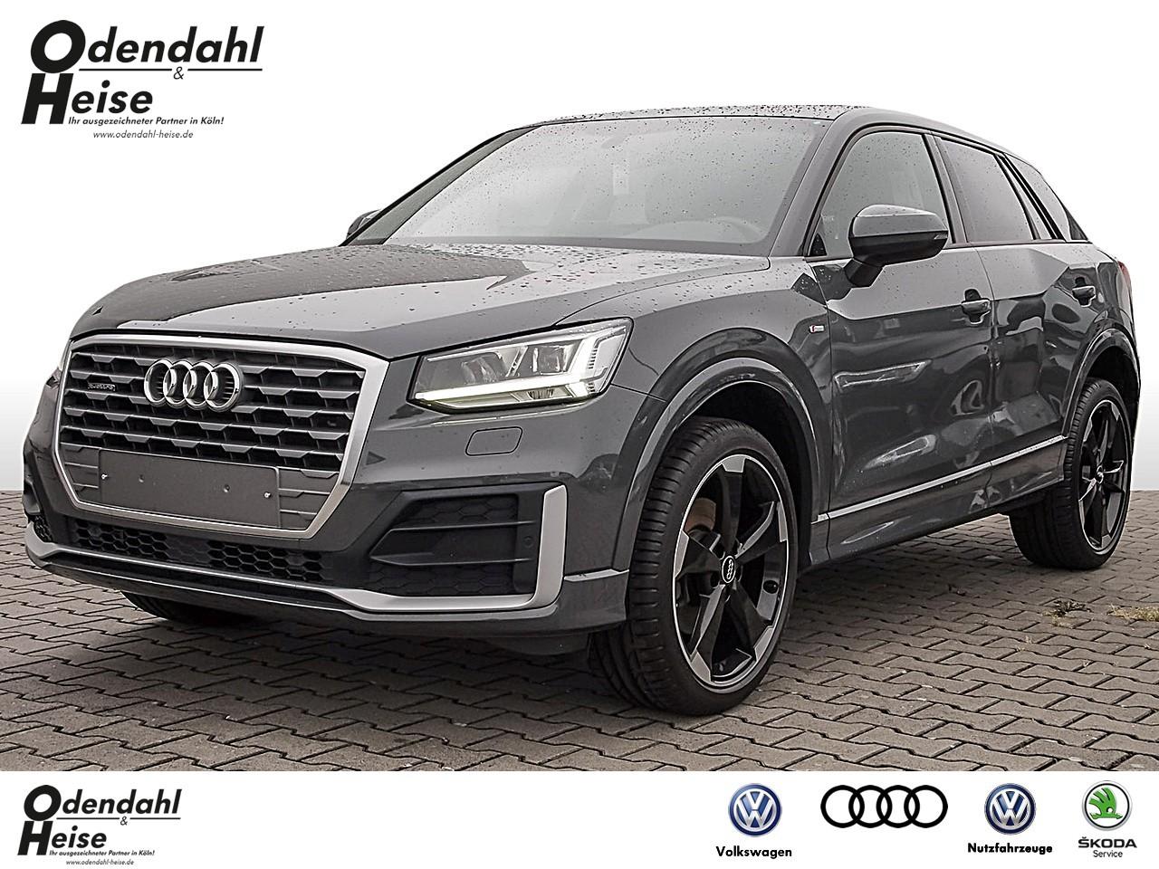 Audi Q2 design 2,0 l TDI quattro DSG Klima Navi, Jahr 2016, Diesel