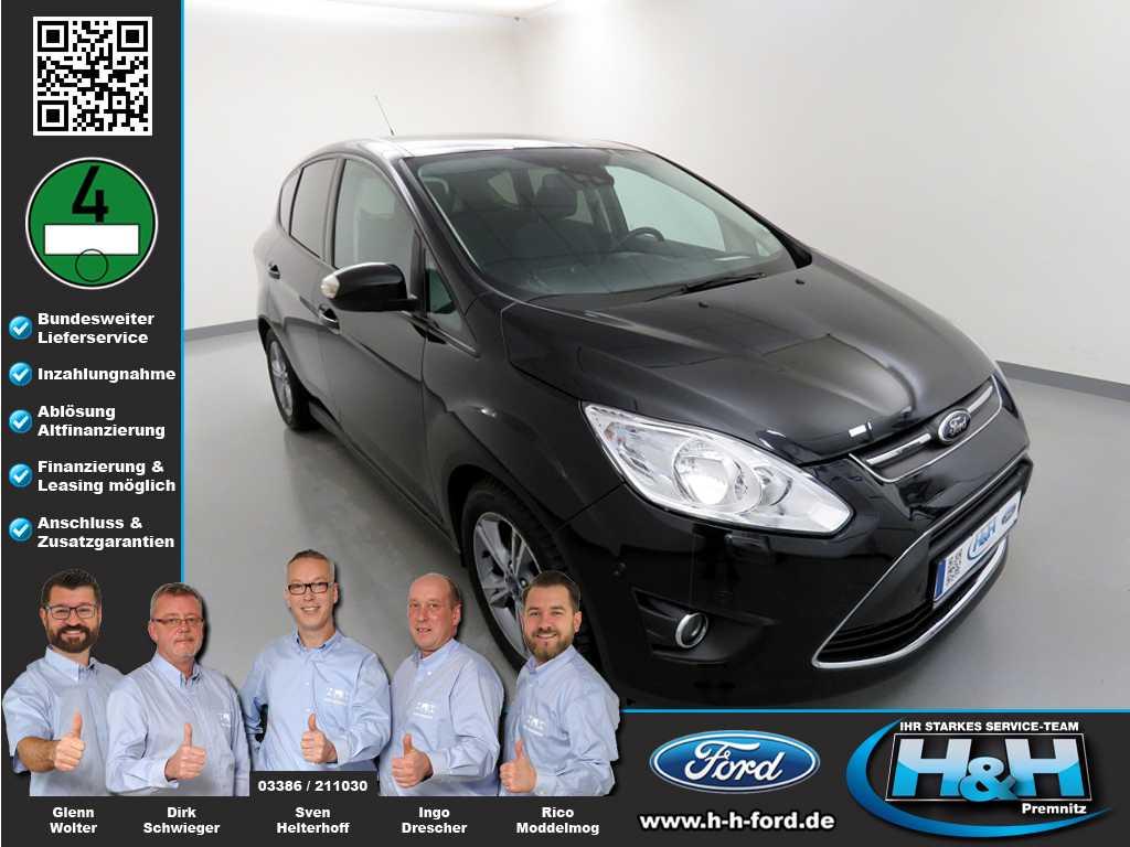 Ford C-Max 2.0 TDCi Aut. SYNC Edition (PPS,Navi), Jahr 2014, Diesel