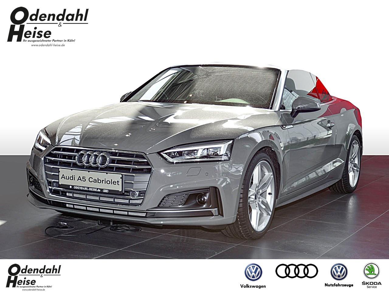 Audi A5 Cabrio sport 40 TFSI S tronic Navi, Jahr 2020, Benzin