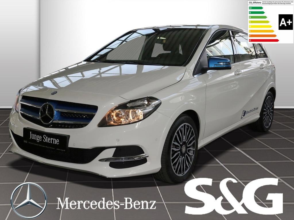 Mercedes-Benz B Electric Drive e Garmin-Map-Piloti/Parktronic/, Jahr 2016, electric