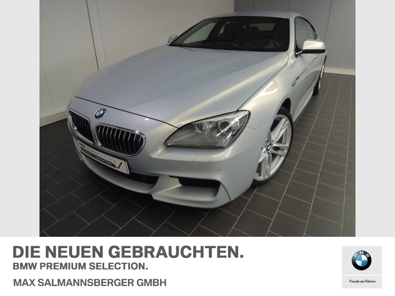 BMW 640d xDrive Gran Coupé M Sportpaket Head-Up RFK, Jahr 2014, diesel