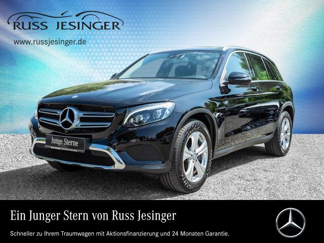 Mercedes-Benz GLC 250 d 4M EXCLUSIVE + NAVI + AHK + LED + 360°, Jahr 2016, Diesel