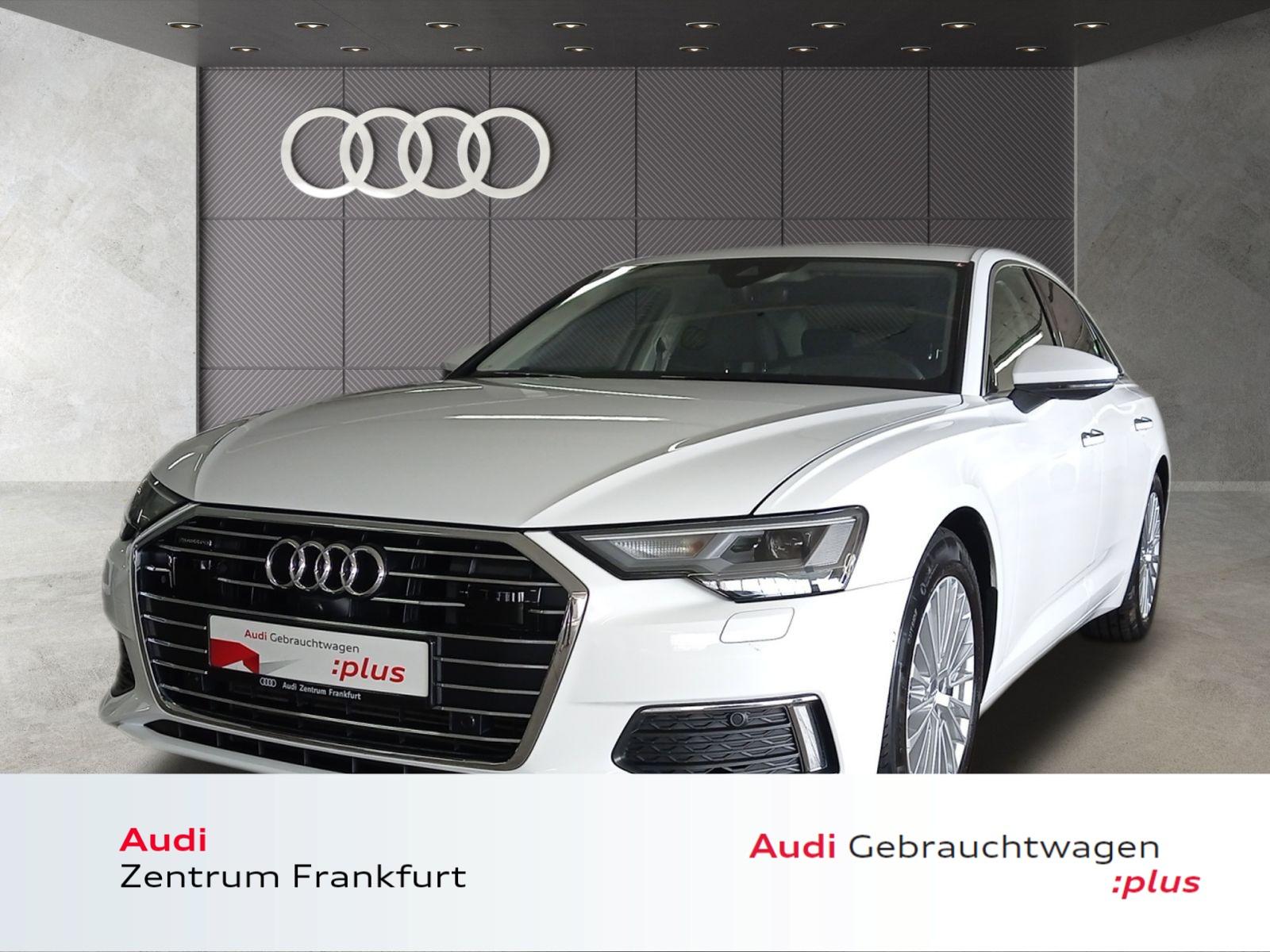 Audi A6 45 TDI quattro tiptronic design LED AHK B&O VC StdHz HuD, Jahr 2019, Diesel