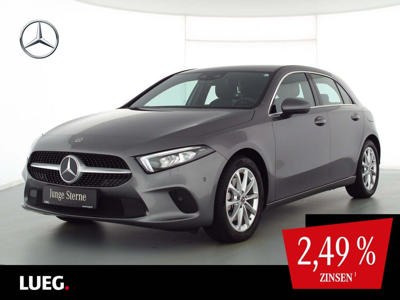Mercedes-Benz A 220 4M Progressive+MBUXHighE+LED-HP+ParkAssist, Jahr 2020, Benzin