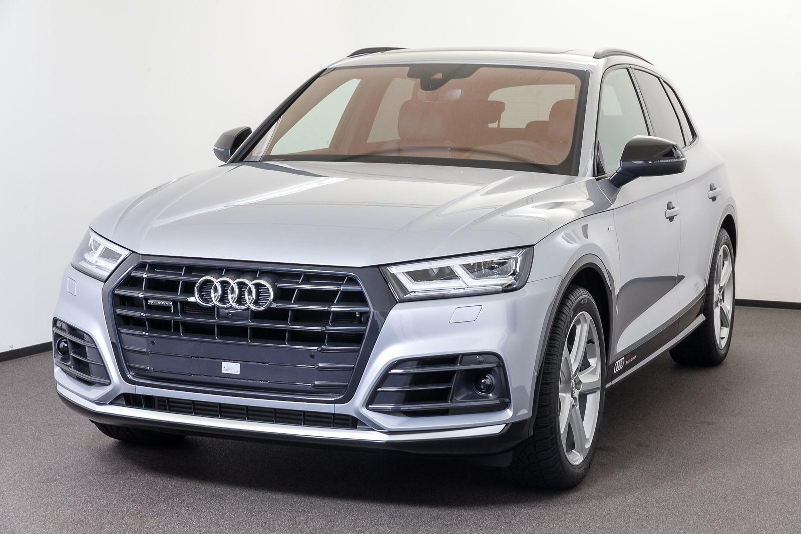 Audi Q5 sport 50 TDI quattro tiptronic, Jahr 2020, Diesel