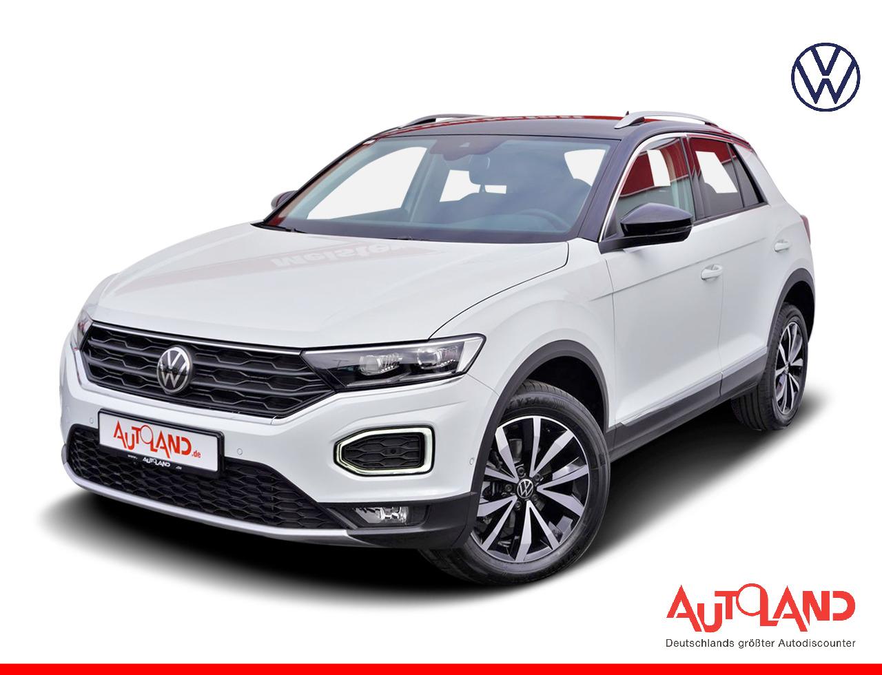 Volkswagen T-Roc, Jahr 2021, Benzin