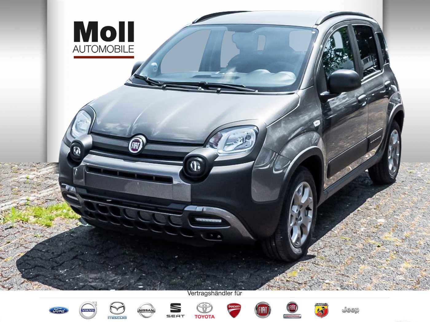 Fiat Panda City Cross - DAB, Alufelgen, Klima, PDC hinten, Jahr 2019, Benzin
