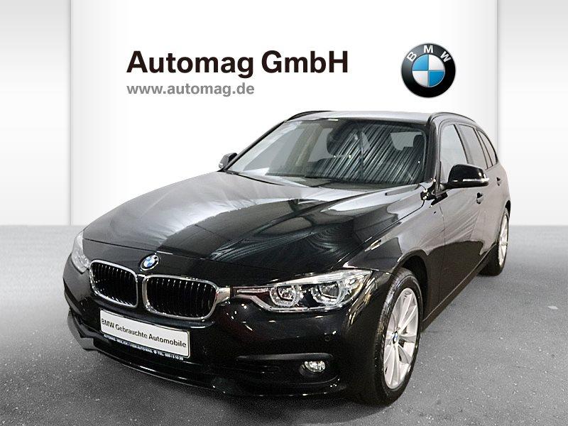 BMW 340i xDrive 1.Hd.*Navi+Freisprech.*LED*Kamera*Scheckheft, Jahr 2017, petrol