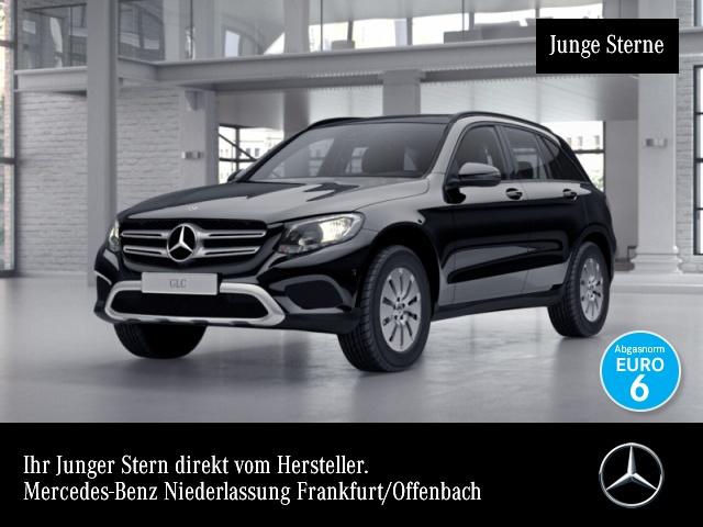 Mercedes-Benz GLC 250 d 4M Pano Burmester Navi PTS 9G Sitzh Temp, Jahr 2018, Diesel
