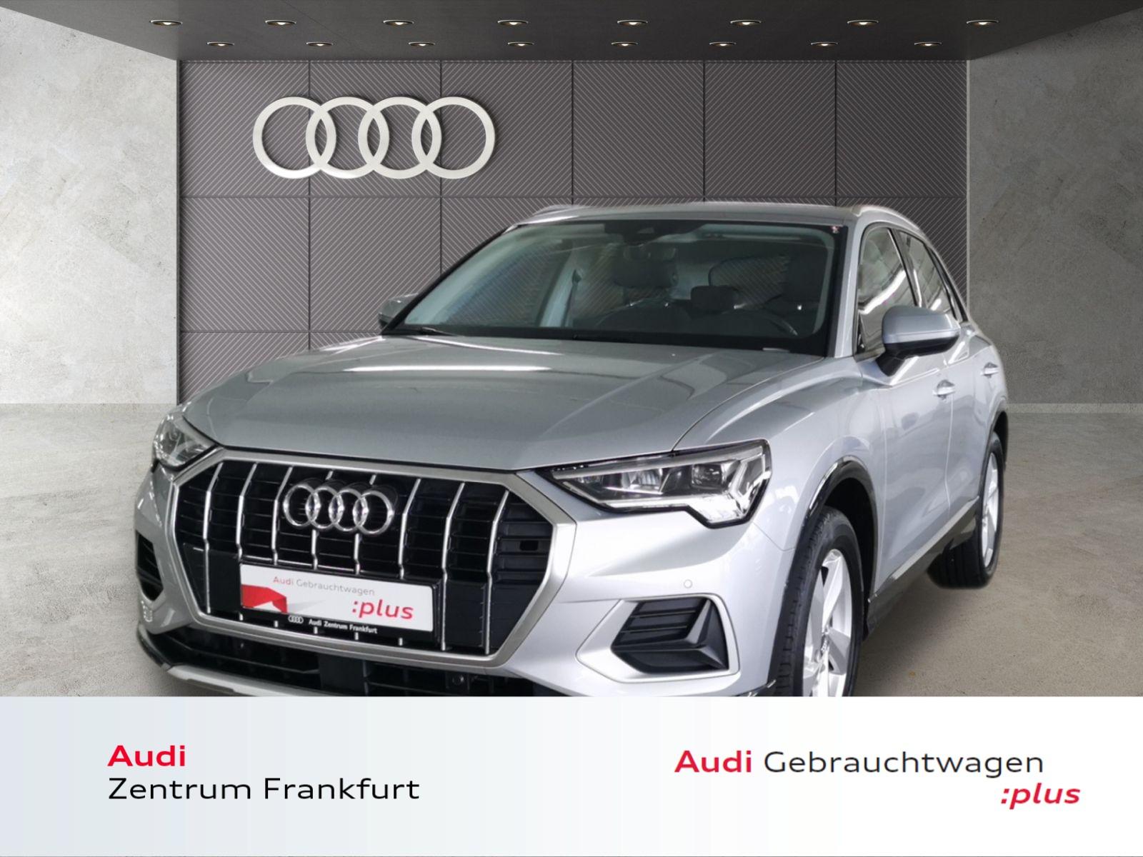 Audi Q3 35 TFSI advanced LED Navi Tempomat VC PDC, Jahr 2020, Benzin