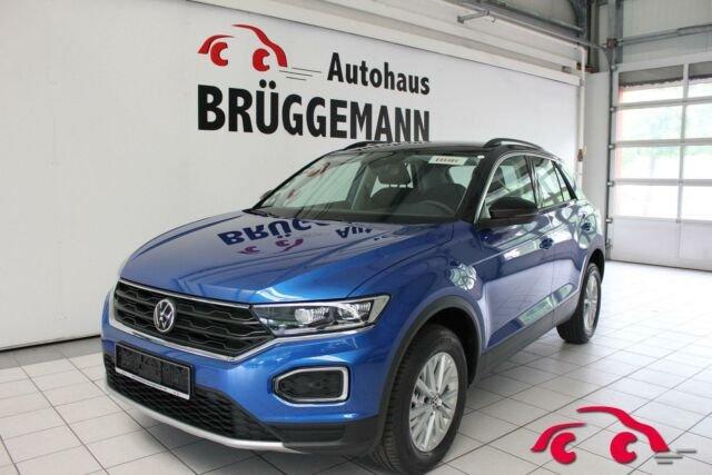 Volkswagen T-ROC 1,5 TSI OPF DSG ACT MJ 2021 ADVANCE NAVI L, Jahr 2021, Benzin
