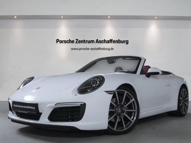 Porsche 911 Carrera Cabriolet SportabGas Sportsitz PDLS, Jahr 2016, Benzin