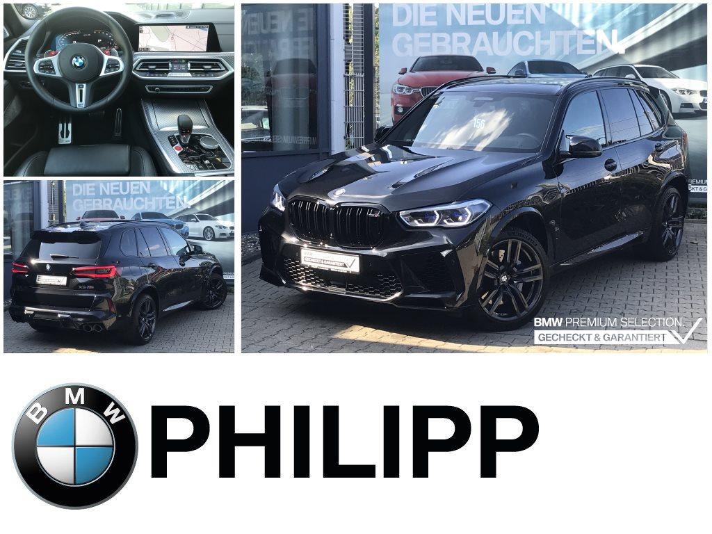 BMW X5 M Laser Night.V Massage Pano B&W DAB, Jahr 2020, Benzin