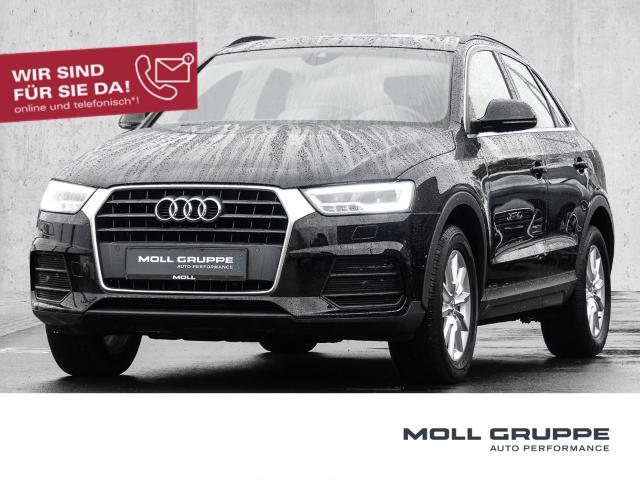 Audi Q3 1.4 TFSI basis ALU NAVI LED PANORAMA, Jahr 2017, Benzin