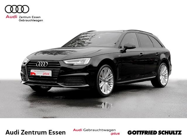Audi A4 Avant sport 1.4 TFSI LED NAV SHZ PDC FSE MUFU, Jahr 2017, Benzin