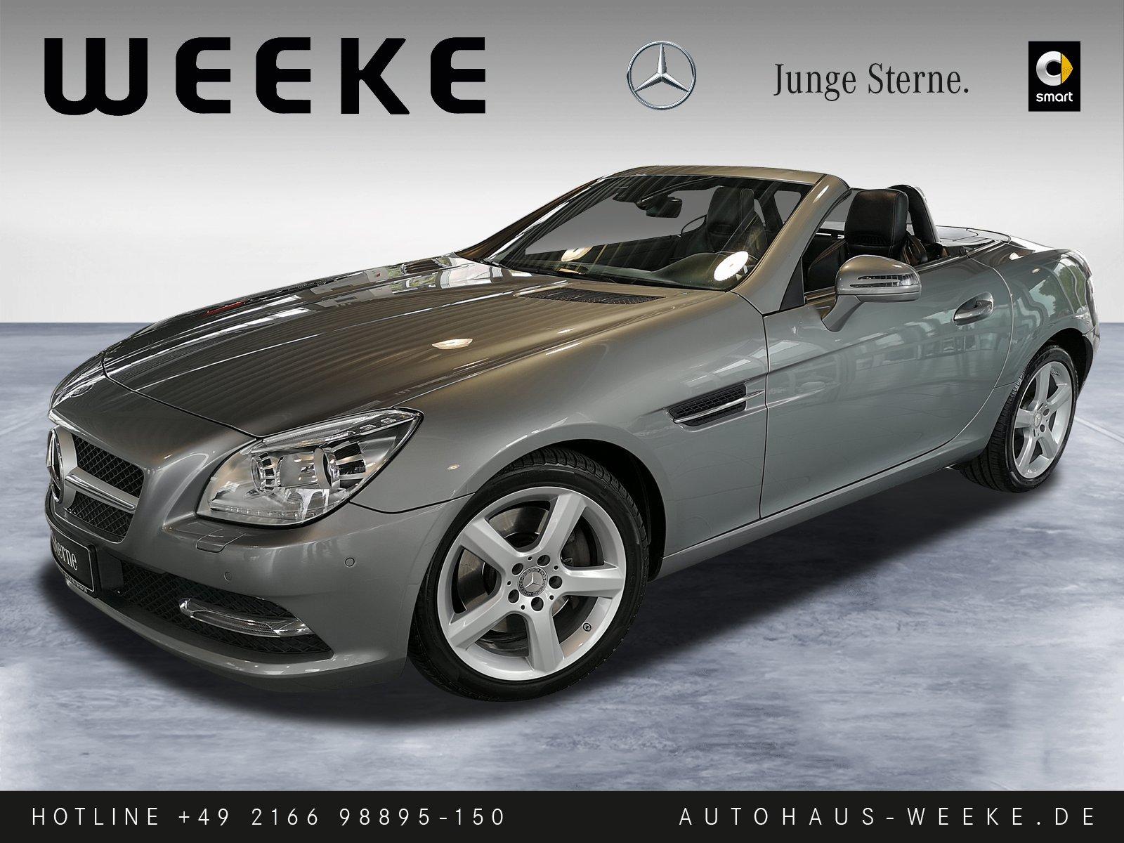 Mercedes-Benz SLK 250 CDI BE+XENON-ILS+AIRSCARF+PANORMA-DACH+N, Jahr 2015, Diesel