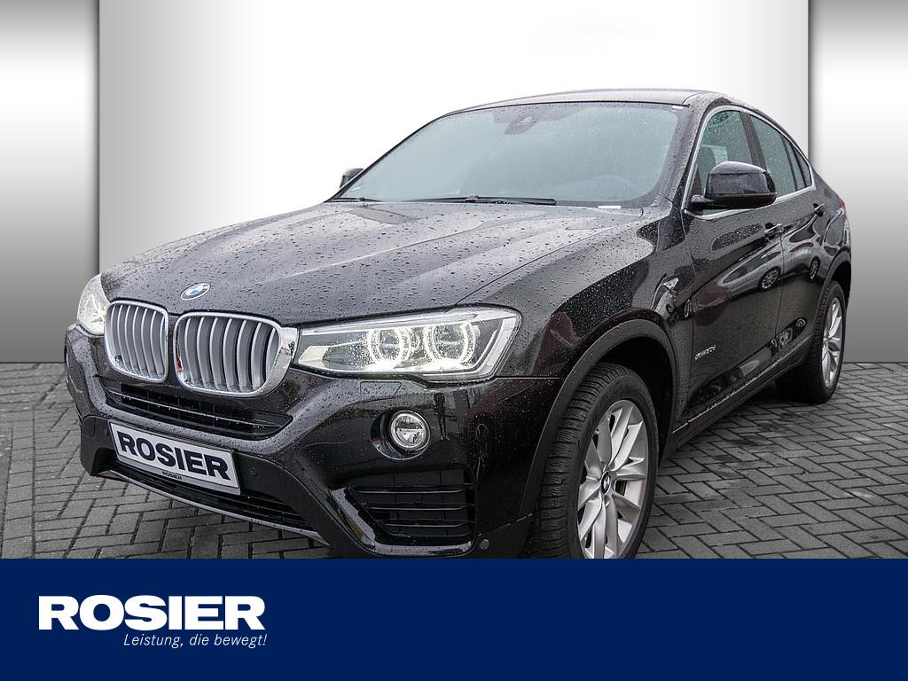 BMW X4 xDrive 30dA Advantage, Jahr 2016, Diesel