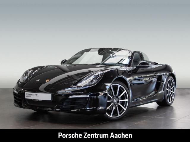 Porsche Boxster Black Edition PDLS Sound Package+ 20-Zoll, Jahr 2015, Benzin