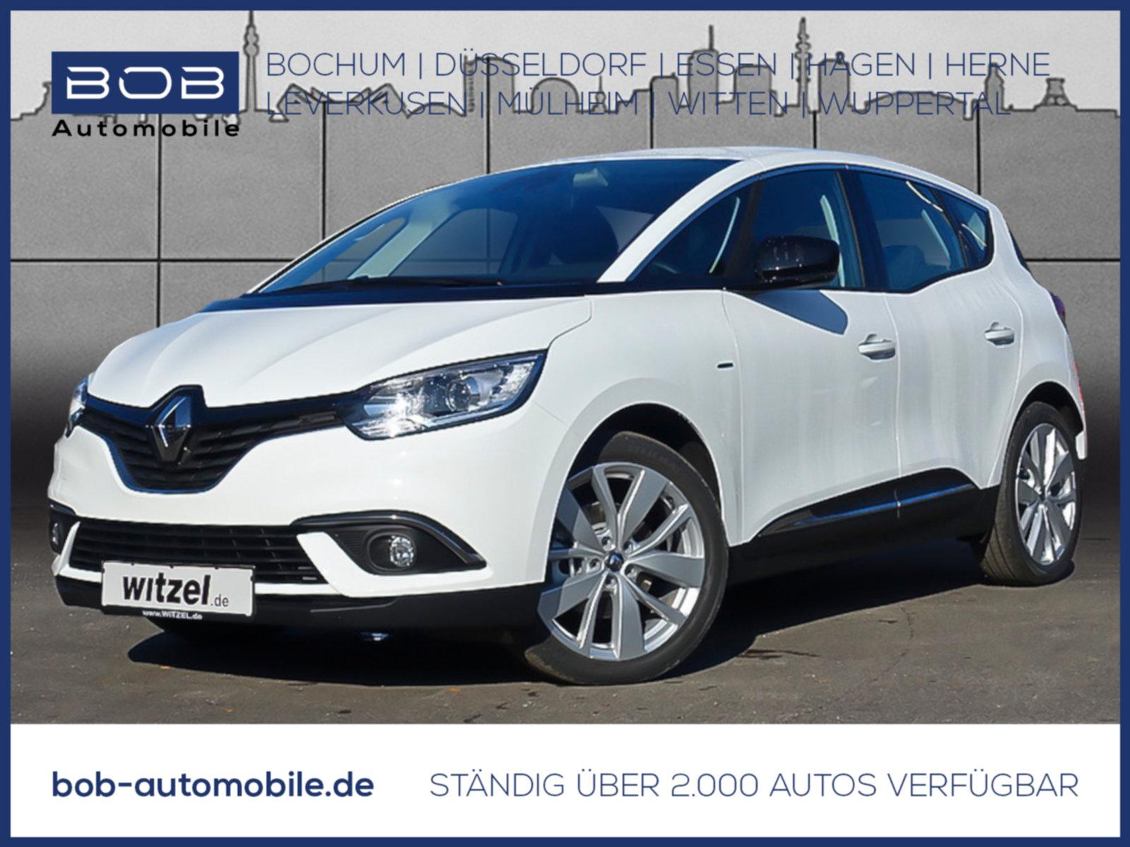 Renault Scenic LIMITED TCe 115 GPF NAVI KLIMA LM BT, Jahr 2019, Benzin