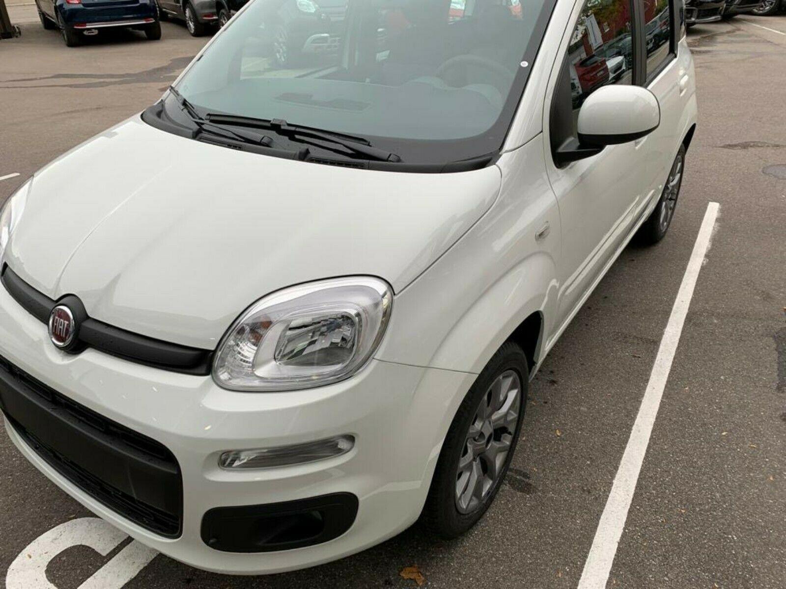Fiat New Panda NEW PANDA PANDA LOUNGE *KLIMA BLUETOOTH, Jahr 2019, Benzin