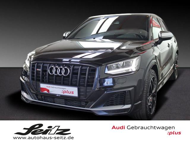 Audi SQ2 2.0 TFSI quattro PDC*ACC*LED*SITZHEIZUNG, Jahr 2019, Benzin