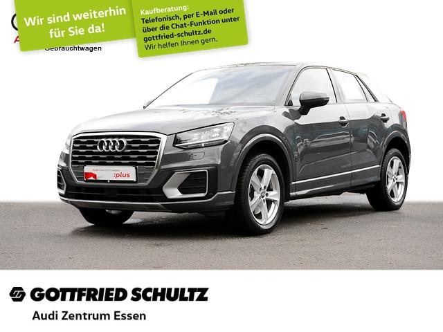 Audi Q2 sport 1.0 TFSI S-TRONIC NAV SHZ LED FSE MUFU, Jahr 2018, Benzin