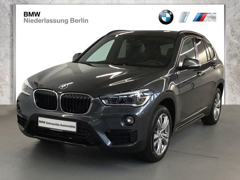 BMW X1 xDrive20i EU6 Aut. Sport Line LED Navi+ GSD, Jahr 2017, Benzin
