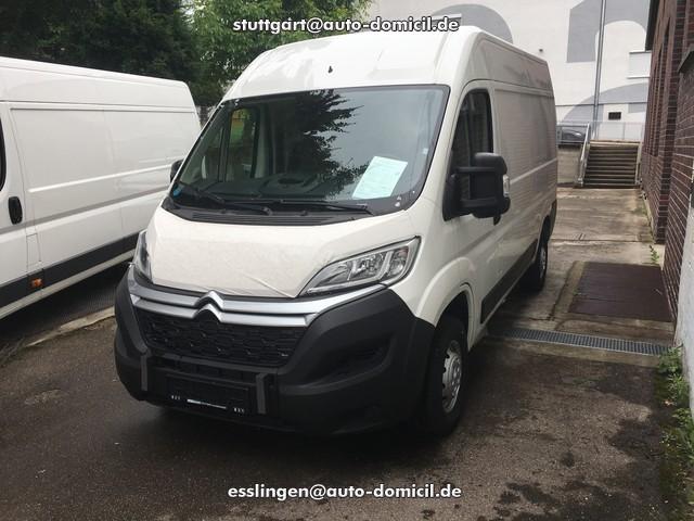 Citroën Jumper Kastenwagen 35 2.2 BlueHDi Control L2H2 3,5t S&S, Jahr 2020, Diesel