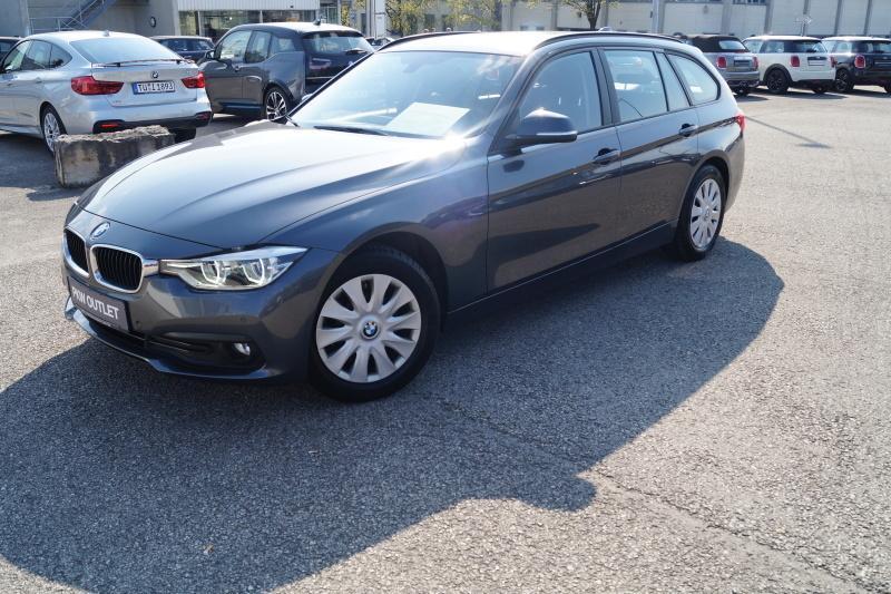 BMW 318d Touring Navi Business Klimaaut. PDC, Jahr 2015, Diesel