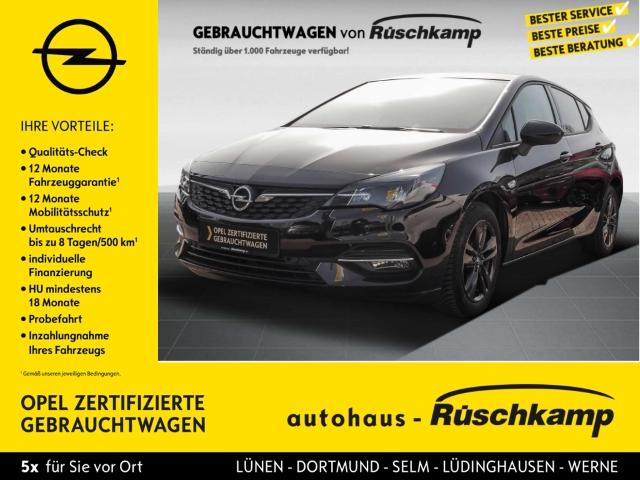 Opel Astra K 5türig 2020 Start Stop 1.2 Turbo LED Navi Kamera PDC, Jahr 2020, Benzin