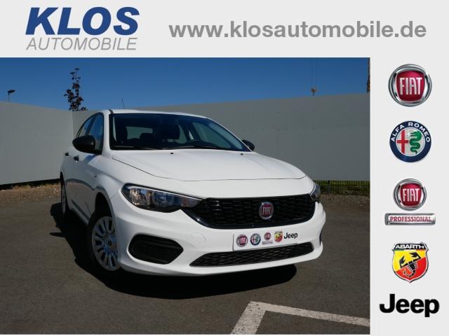 Fiat Tipo LIMOUSINE 1.4 95PS 99mtl. 4T KLIMA USB S&S, Jahr 2019, Benzin