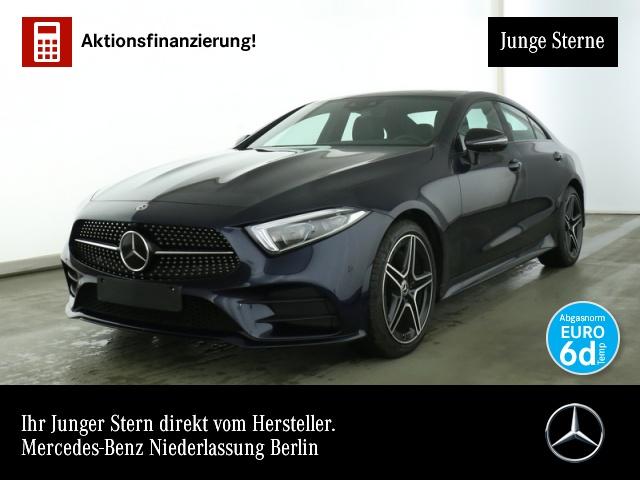 Mercedes-Benz CLS 220 d Cp. AMG 360° Multibeam Burmester Distr., Jahr 2019, Diesel