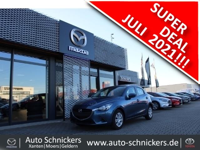 Mazda 2 SKYACTIV-G CENTER-LINE+PDC+SHZ+TOURING-PAKET, Jahr 2019, Benzin