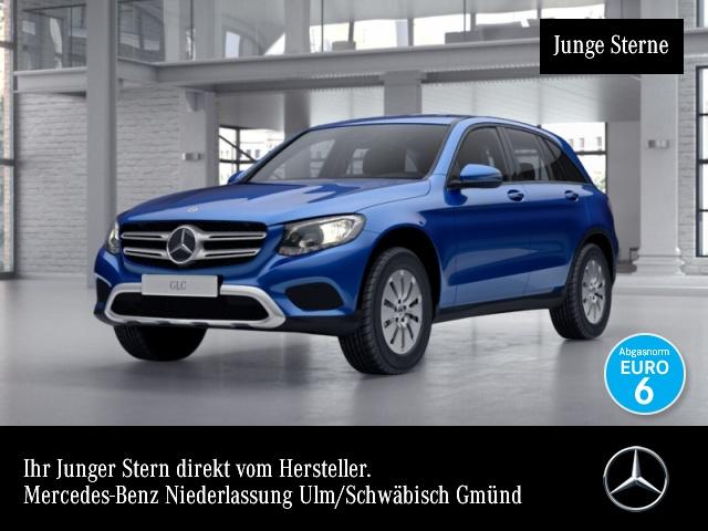 Mercedes-Benz GLC 250 4M Fahrass Distr. COMAND Kamera Totwinkel, Jahr 2018, Benzin