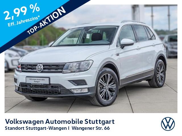 Volkswagen Tiguan SOUND 1.4 TSI Navi ACC AHK, Jahr 2017, Benzin