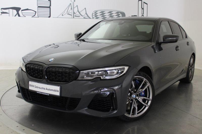 BMW M340i xDrive Limousine M Sportpaket Navi Head-Up DAB, Jahr 2020, Benzin