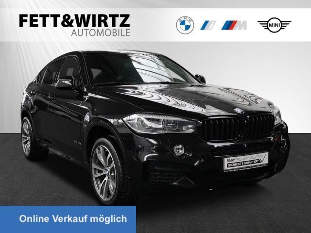 BMW X6 xDrive40d M Sport GSD DA+ GSD HUD H&K LED, Jahr 2016, Diesel