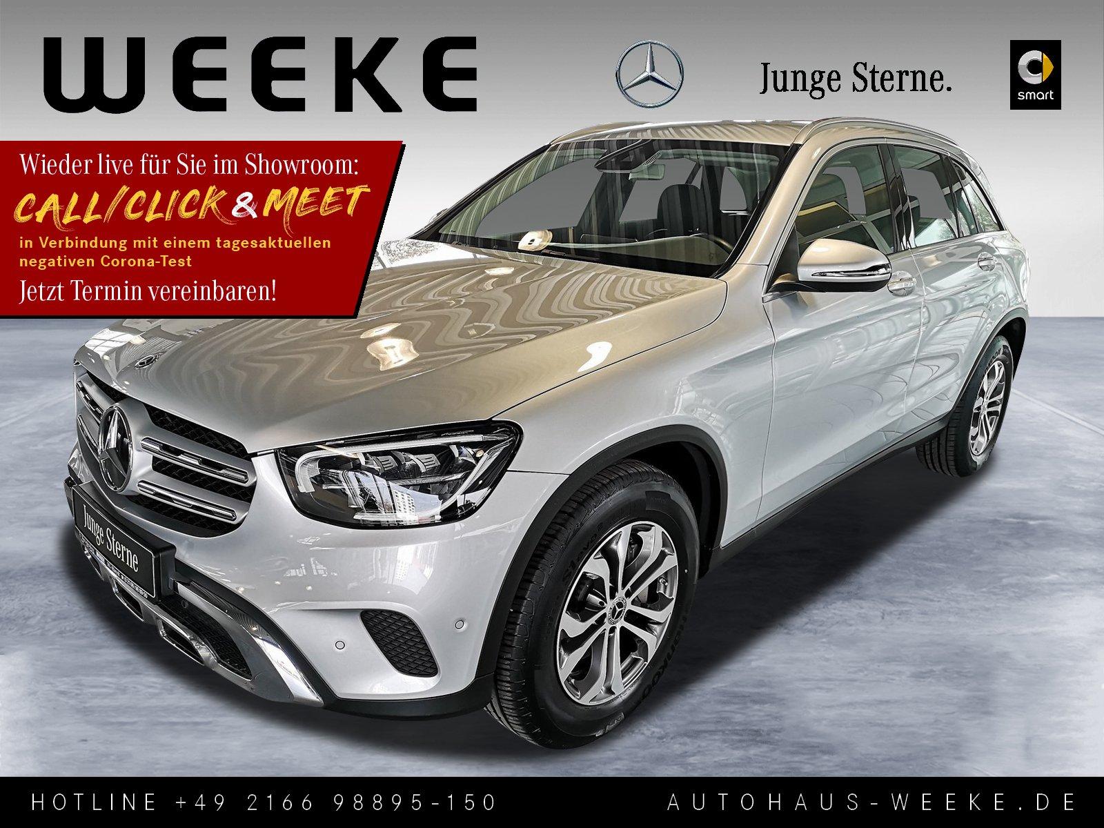Mercedes-Benz GLC 200 d 4M Rückfahrkamera+LED+Easy-Pack+Spiege, Jahr 2019, Diesel