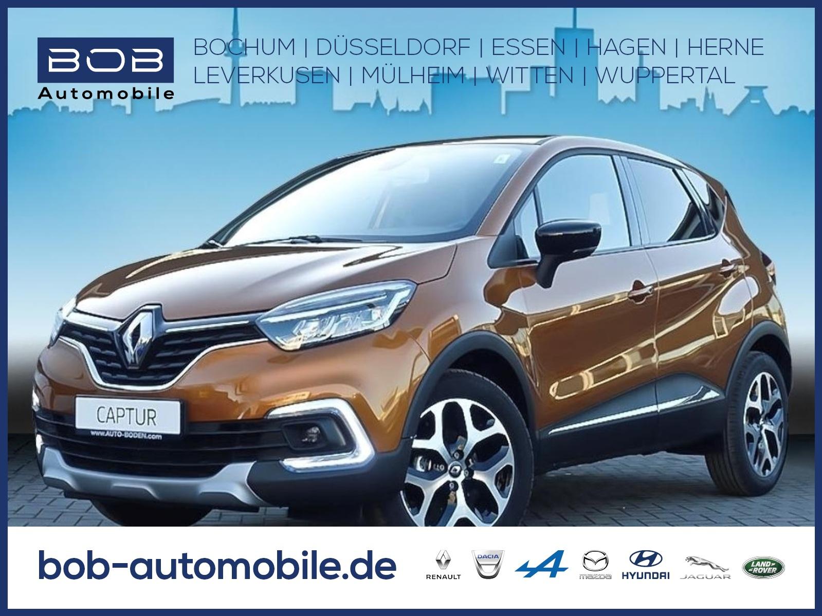 Renault Captur Intens TCe 90 NAVI SHZ PDC KLIMA, Jahr 2019, Benzin