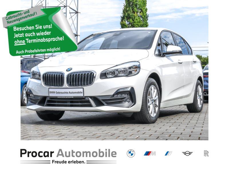 BMW 218d Active Tourer Aut. Navi Klimaaut. RFK Shz, Jahr 2018, Diesel