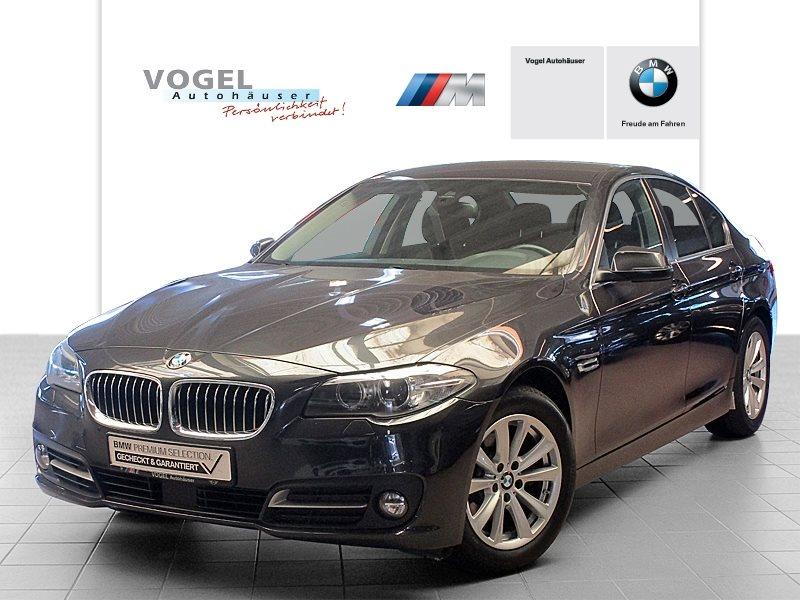 BMW 520d Limousine Euro 6 Navi Prof. PDC Klima Shz, Jahr 2015, Diesel